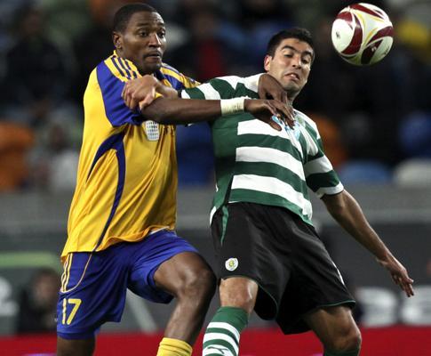 Sporting: Pedro Silva volta, Izmailov ainda afastado
