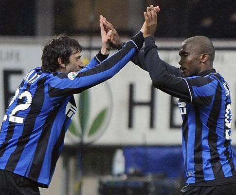 Inter de Mourinho perde em Roma com «ajuda» de Júlio César