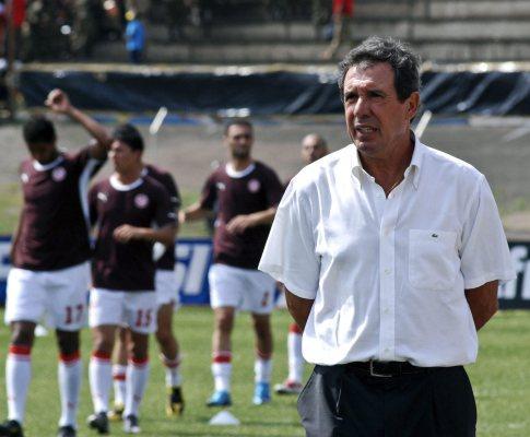 Humberto Coelho despedido