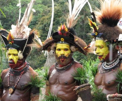 Papua Nova Guiné: 850 línguas e nenhuma é a do futebol