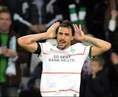 Hugo Almeida quer «agarrar a oportunidade» de revalidar a Taça da Alemanha