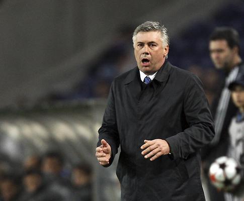 Ancelotti:«O jogo é Chelsea-Inter e não Ancelotti-Mourinho»