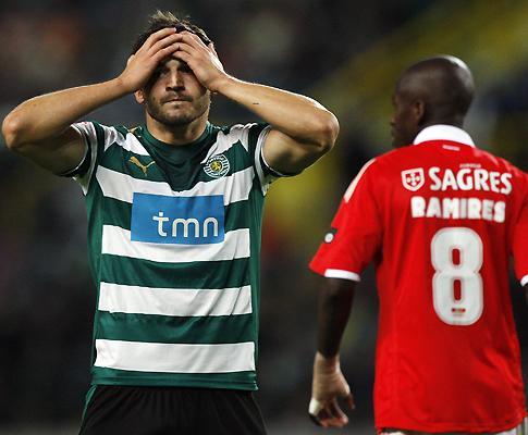 Benfica-Sporting: quando o vizinho lhes estraga a noite...