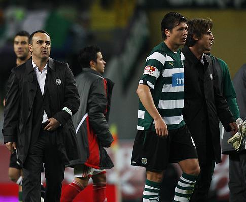 Carvalhal: «Equipa não pode ser suportada pelos meninos da Academia»