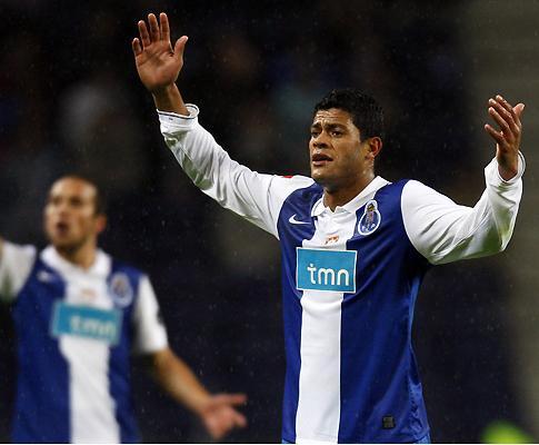 Qual o melhor resultado para Hulk no Benfica-Sp. Braga?