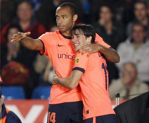 Guardiola: «Henry precisa recuperar ambição»