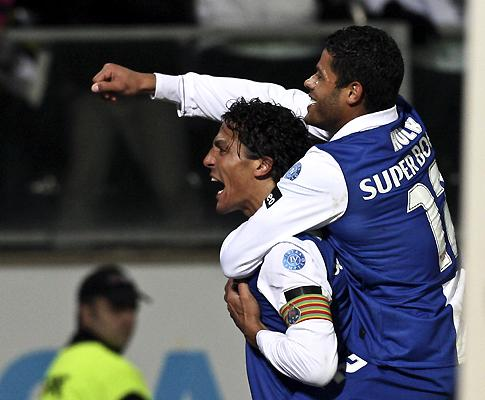 Bruno Alves: «Controlámos a partida toda»