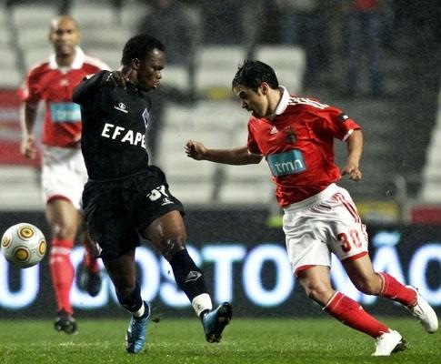 Benfica-Académica, 4-0 (crónica)