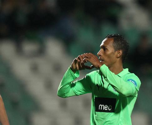 Sporting: Liedson convocado para o Nacional