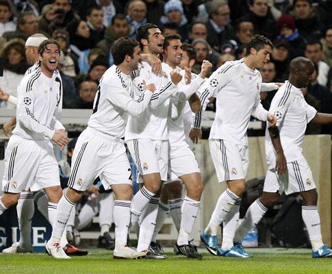 Real Madrid, o mais rico do Mundo com 400 milhões de receitas