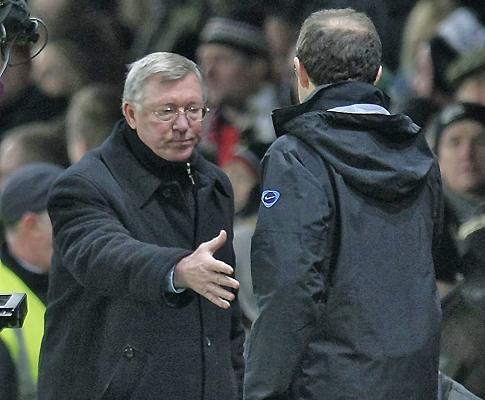 Ferguson fala do Liverpool, de Gerrard e da Comissão Disciplinar