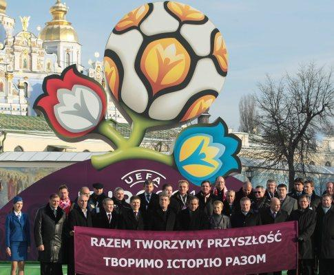 Confira o calendário completo do Euro 2012