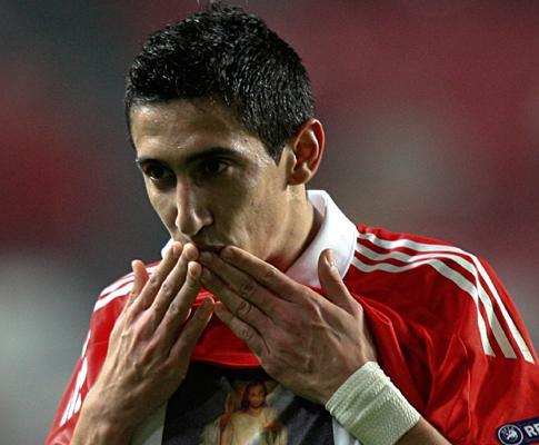 Filipe Oliveira vs Di María: luta sem tempo para pestanejar