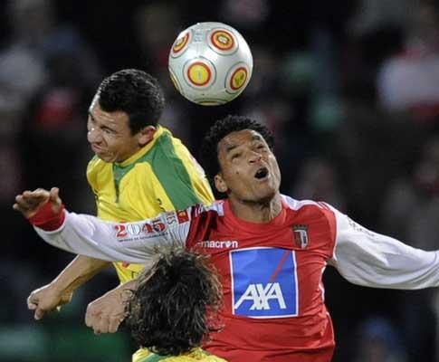 P. Ferreira-Sp. Braga, 0-1 (crónica)