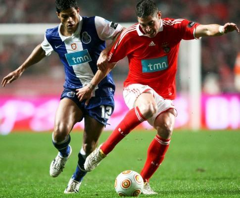 Liga: processos para Benfica, Hulk, Sapunaru e Lucílio