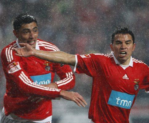 Benfica na Madeira: mil adeptos no treino e 20 convocados