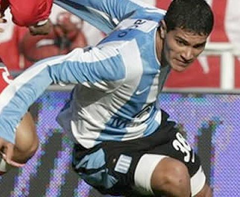 Benfica: Shaffer pronto para a estreia pelo Rosario Central