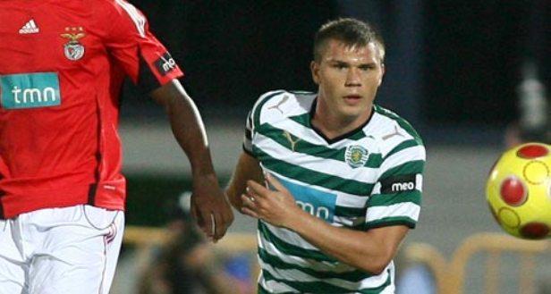 Sporting: Izmailov ausente do treino sem justificação