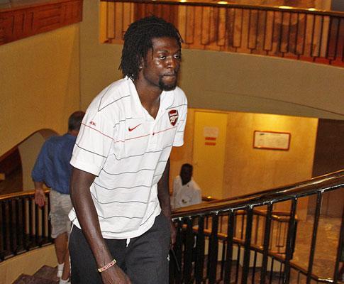 «Preciso de tempo para recuperar disto», diz Adebayor