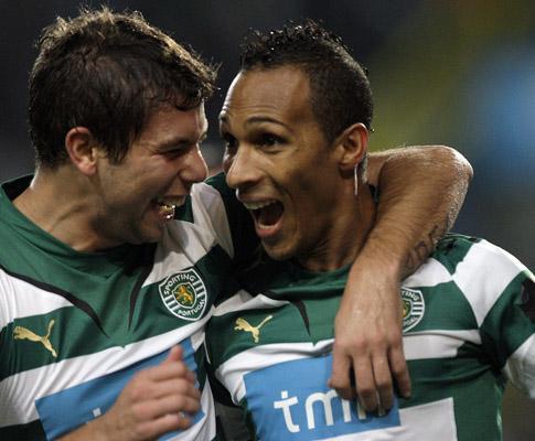 Sporting-Nacional, 3-2 (crónica)