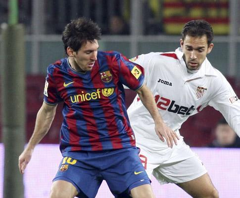 Espanha: Messi doa 100 mil euros à Cruz Vermelha