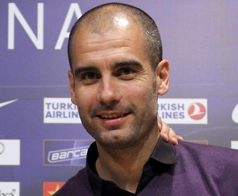 De castigo, Guardiola acusa árbitro e auxiliar de mentirem
