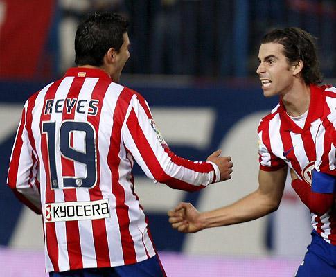 At. Madrid: agressão a Eliseu rende um jogo de castigo a Reyes