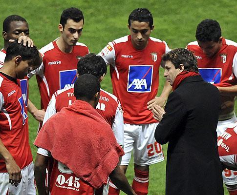 Braga: «A responsabilidade maior é do Benfica», diz Carlos Freitas