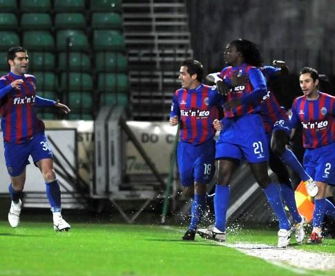 Taça de Portugal: P. Ferreira-Desp. Chaves, 1-2 (crónica)