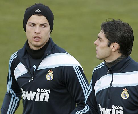 Kaká: «Eu e o Cristiano podemos fazer coisas grandes»