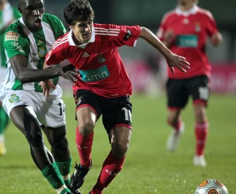 Benfica: Aimar recuperado, Peixoto em tratamento