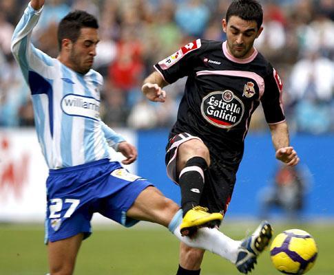 Espanha: Sevilha e Deportivo empatam na luta pela «Champions»