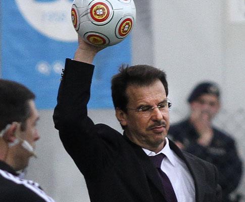 Manuel Machado: «O primeiro golo define o andamento do jogo»