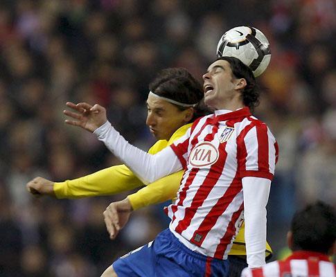 Tiago feliz no At. Madrid: «Não quero voltar a Itália»
