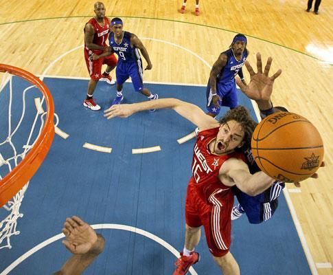 NBA: «Dormi com 90 mulheres num mês», diz ex-jogador