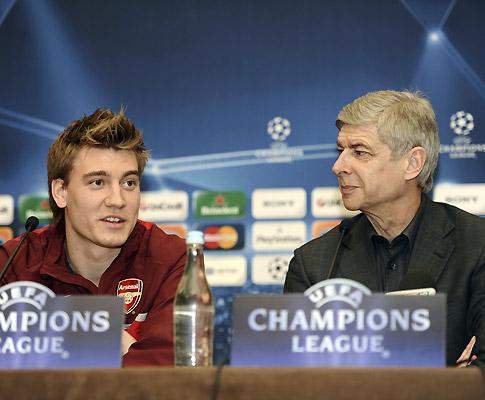 Wenger: «Real Madrid? Deixem-me em paz!»