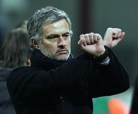Bojinov dedica golo que derrotou o Milan a Mourinho