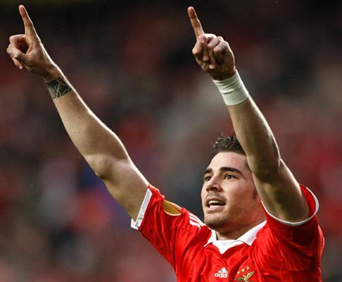 Javi García radiante no Benfica: «Estou na equipa perfeita»