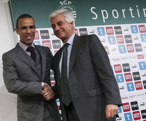 Sporting: Bettencourt «não» fala sobre Izmailov