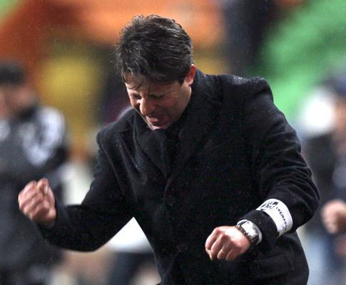 V. Guimarães: Paulo Sérgio lamenta «ruído em torno da equipa»