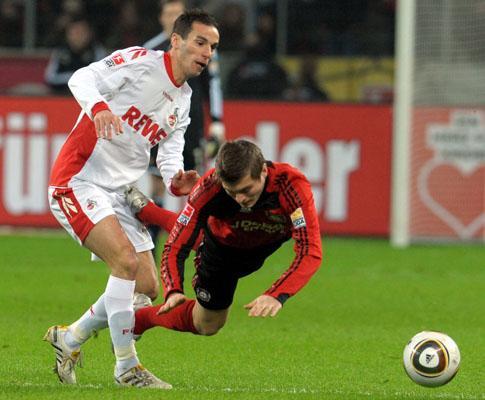 Alemanha: Petit marca a passe de Maniche; Bayern perde