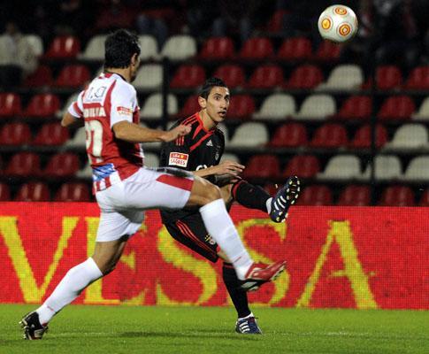 Benfica é a equipa mais «macia» da Liga