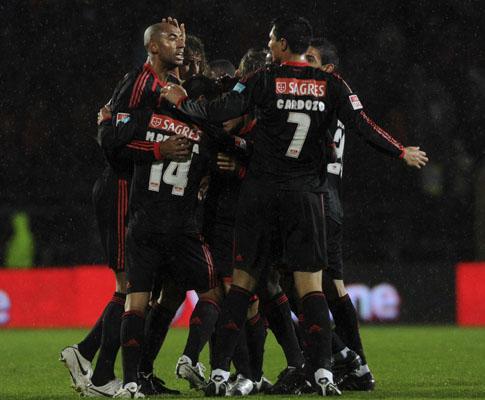 IFFHS: Benfica sobe 19 lugares, F.C. Porto é o melhor português