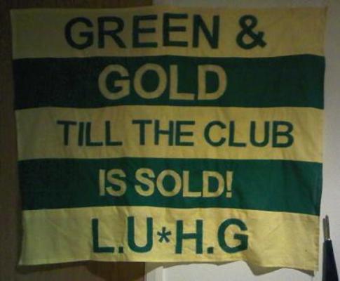 Man Utd: adeptos de verde e dourado querem revolução