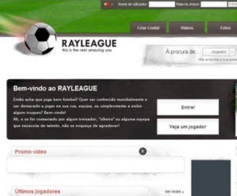 O sonho começa no Sp. Braga e tem nome: Ray League