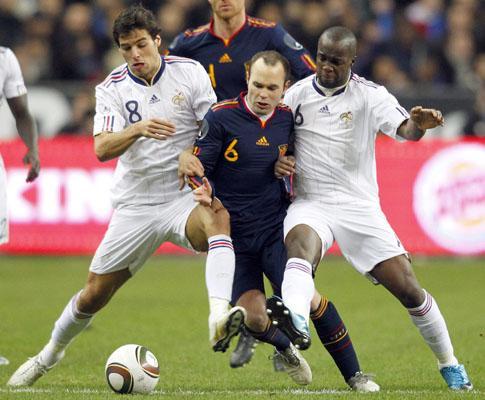 Henry: «Esta Espanha é como a França de Zidane»