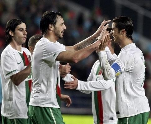 Ronaldo: «Espero manter o bom momento até ao Mundial»
