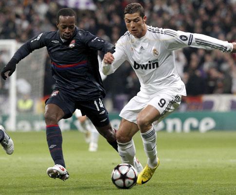 Champions: golo de Ronaldo não evita adeus do Real Madrid