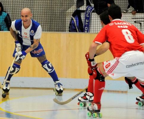 Hóquei em patins: F.C. Porto vence Benfica por 5-2