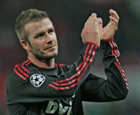 Capello: «A lesão de Beckham é um duro golpe para a selecção»